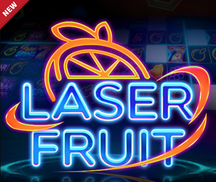 Laser Fruit spilleautomat fra Red Tiger Gaming