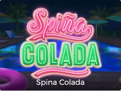 Spina Colada spilleautomat hos Mr Green
